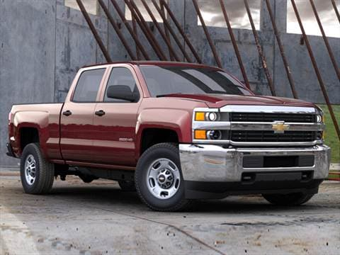 Excellent 2017 Chevrolet Silverado 2500 Hd Crew Cab Pricing Ratings Wiring 101 Akebretraxxcnl