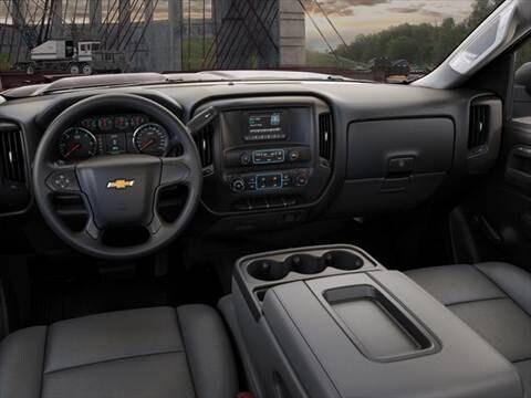 2017 Chevrolet Silverado 2500 Hd Regular Cab Pricing Ratings