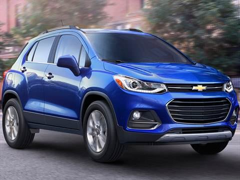 2017 Chevrolet Trax 28 Mpg Combined