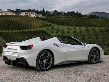 2017 Ferrari 488 Spider Exterior