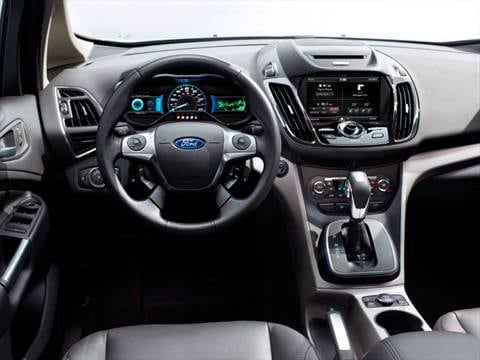 2017 ford c max hybrid pricing ratings reviews kelley blue book C-MAX Energi 2017 ford c max hybrid interior