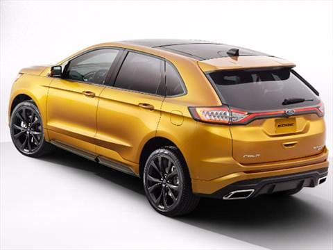 2017 Ford Edge Pricing Ratings Reviews Kelley Blue Book