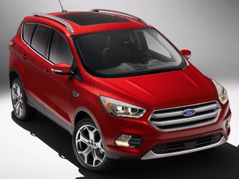 2017 Ford Escape 24 Mpg Combined