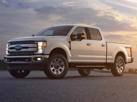2017 ford f350 super duty crew cab lariat pickup 4d 8 ft. Black Bedroom Furniture Sets. Home Design Ideas