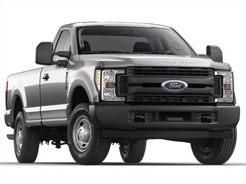 2017 ford f350 super duty regular cab Exterior