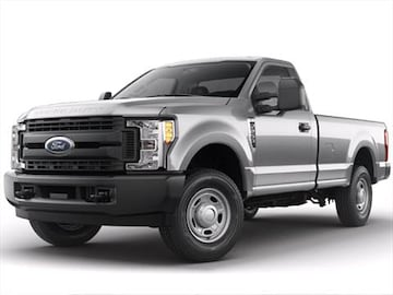 2017 ford f350 super duty regular cab pricing ratings reviews kelley blue book. Black Bedroom Furniture Sets. Home Design Ideas