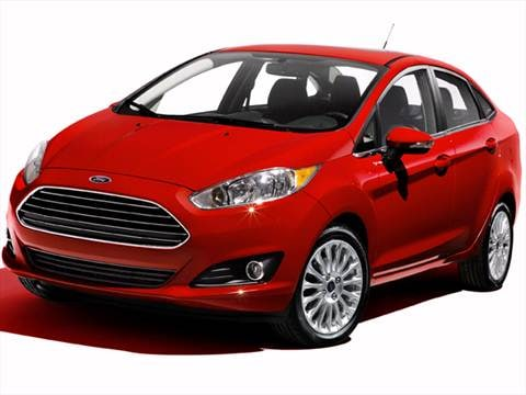 2017 Ford Fiesta 31 Mpg Combined