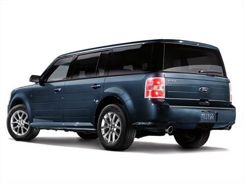 Ford Flex Exterior  Ford Flex Exterior