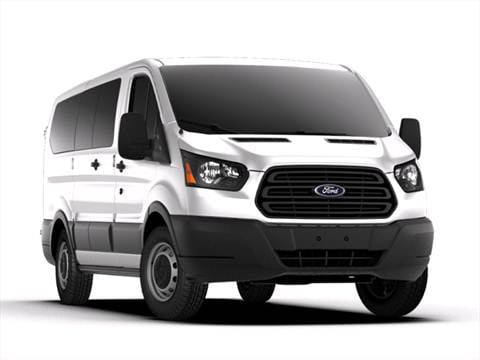 2017 ford transit 350 wagon Exterior