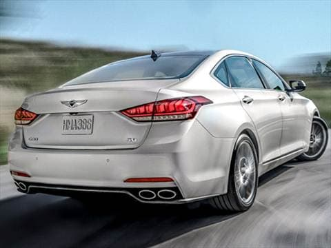 2017 Genesis G80 Pricing Ratings Reviews Kelley Blue Book
