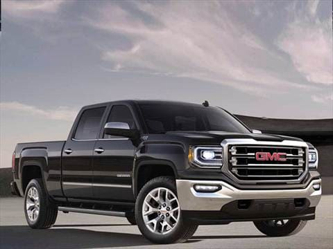 2017 Gmc Sierra 1500 Crew Cab Pricing Ratings Reviews Kelley