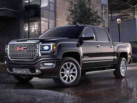 2017 gmc sierra 1500 crew cab denali pickup 4d 5 3 4 ft pictures and videos kelley blue book. Black Bedroom Furniture Sets. Home Design Ideas
