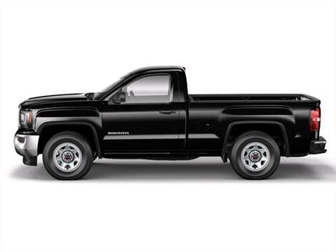 2017 gmc sierra 1500 regular cab sle pictures videos kelley blue book. Black Bedroom Furniture Sets. Home Design Ideas