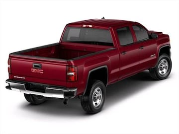2017 gmc sierra 2500 hd crew cab pricing ratings reviews kelley blue book. Black Bedroom Furniture Sets. Home Design Ideas