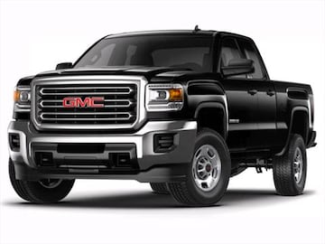 2017 gmc sierra 2500 hd double cab Exterior