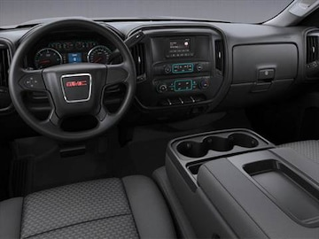 2017 gmc sierra 2500 hd double cab Interior