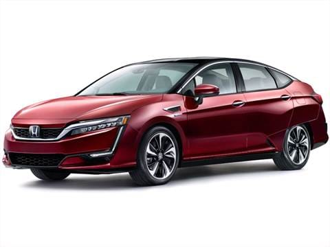 Amazing 2017 Honda Clarity Fuel Cell