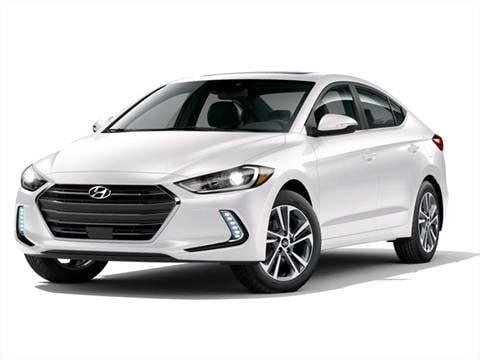 2017 Hyundai Elantra 35 Mpg Combined