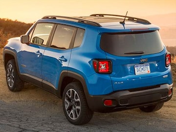 2017 Jeep Renegade | Pricing, Ratings & Reviews | Kelley ...