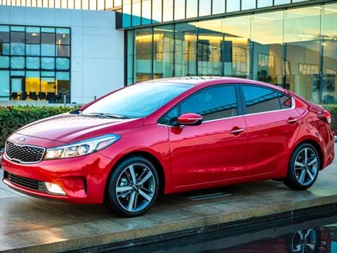 2017 Kia Forte Pricing Ratings Reviews Kelley Blue Book