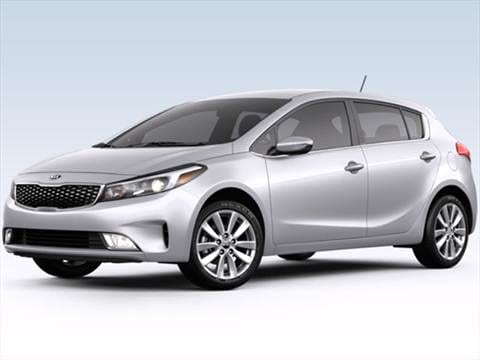 2017 Kia Forte5 Pricing Ratings Reviews Kelley Blue Book