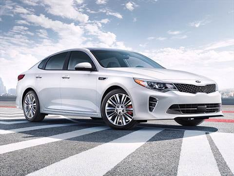 2017 Kia Optima 28 Mpg Combined