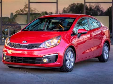 2017 Kia Rio Pricing Ratings Reviews Kelley Blue Book