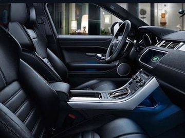 2017 Land Rover Range Evoque Interior