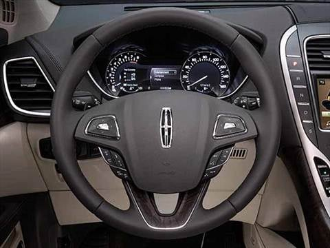 2017 Lincoln Mkx Pricing Ratings Reviews Kelley Blue Book