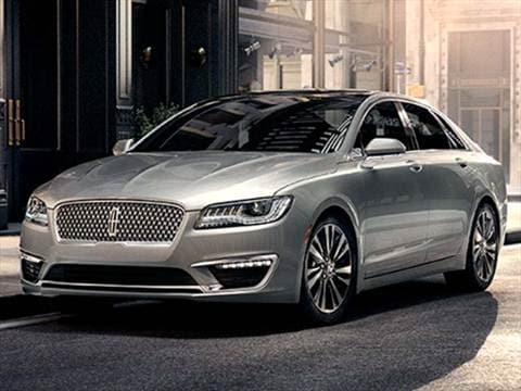 2017 Lincoln Mkz 24 Mpg Combined
