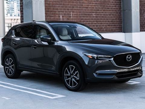 2017 Mazda Cx 5 Pricing Ratings Reviews Kelley Blue Book