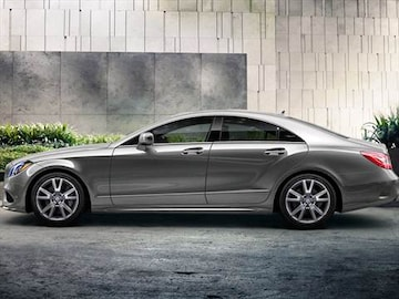 2017 mercedes-benz cls | pricing, ratings & reviews | kelley blue book