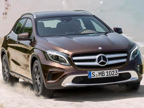2017 Mercedes Benz Gla