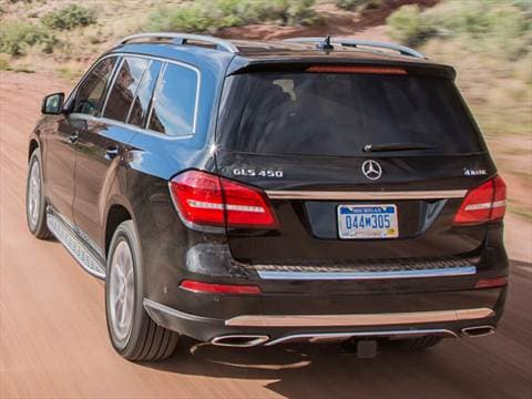 2017 mercedes benz gls 450 sport utility 4d pictures and videos kelley blue book. Black Bedroom Furniture Sets. Home Design Ideas