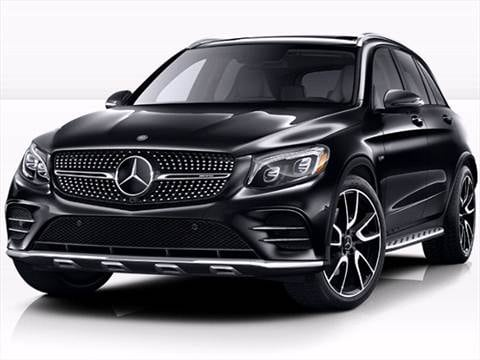 2017 Mercedes Benz Amg Glc
