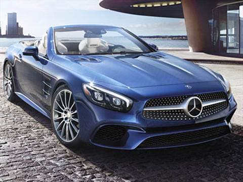 2017 Mercedes Benz Sl