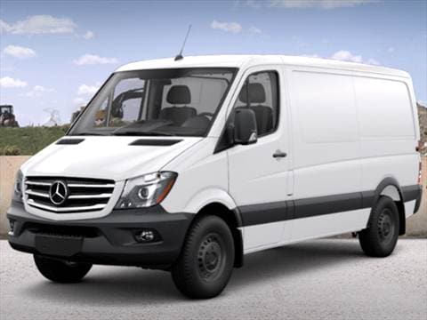 2017 mercedes-benz sprinter worker cargo | pricing, ratings