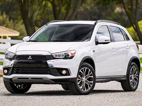 2017 Mitsubishi Outlander Sport Pricing Ratings Reviews Kelley