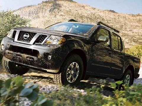 2017 Nissan Frontier Crew Cab Pricing Ratings Reviews Kelley