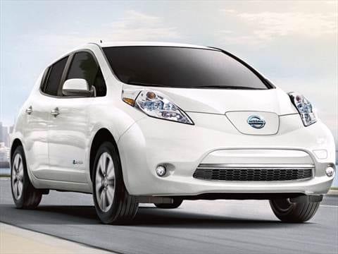 2017 Nissan Leaf Pricing Ratings Reviews Kelley Blue Book