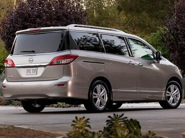 2017 Nissan Quest Exterior