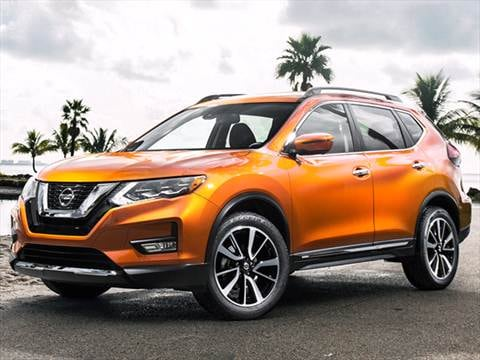 2017 nissan rogue | pricing, ratings & reviews | kelley blue book