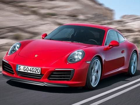 2017 Porsche 911 Pricing Ratings Reviews Kelley Blue Book