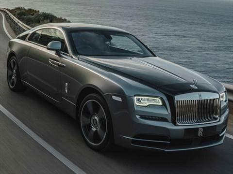 2017 Rolls-Royce Wraith | Pricing, Ratings & Reviews | Kelley Blue Book