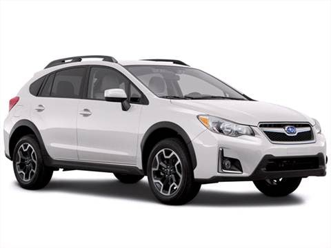 2017 Subaru Crosstrek 26 Mpg Combined