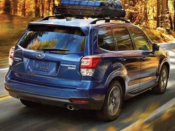 2017 Subaru Forester Exterior