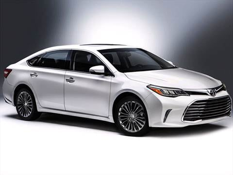 2017 Toyota Avalon 24 Mpg Combined