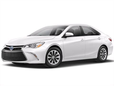 2017 Toyota Camry Hybrid 40 Mpg Combined