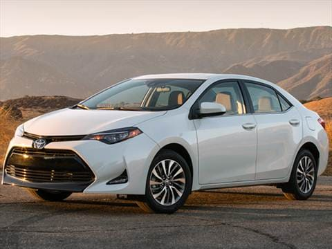 2017 Toyota Corolla Pricing Ratings Reviews Kelley Blue Book