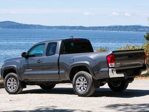 2017 toyota tacoma access cab sr5 pickup 4d 6 ft pictures and videos kelley blue book. Black Bedroom Furniture Sets. Home Design Ideas
